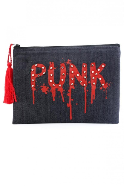 PUNK BASKILI CLUTCH
