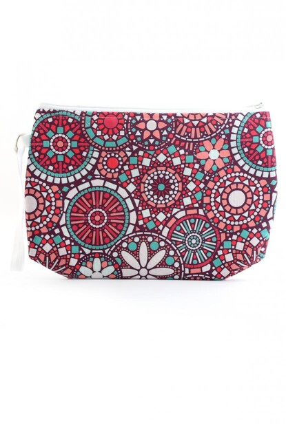 ÇARK BASKILI CLUTCH
