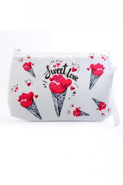 SWEET LOVE BASKILI CLUTCH
